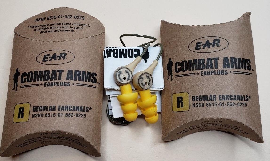 defective combat earplugs that sparked DOJ defective earplug lawsuit
