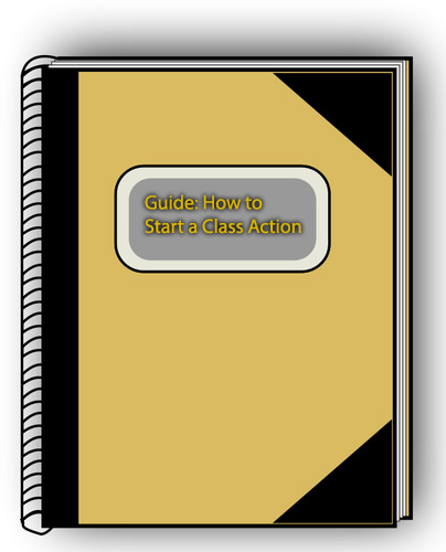 book on how to start a class action