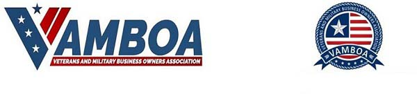 veterans and military business owners association logo