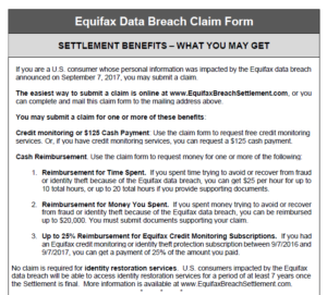 equifax claim form online  Equifax Data Breach Claim Form | Claim your settlement benefits?