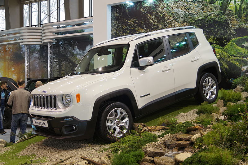 a jeep renegade that stalled while driving