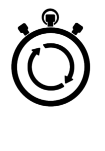 Continuous time clock for overtime in employment law
