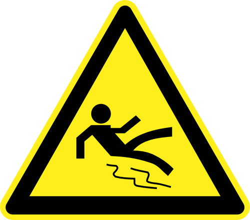 personal injury occurring from a slip and fall