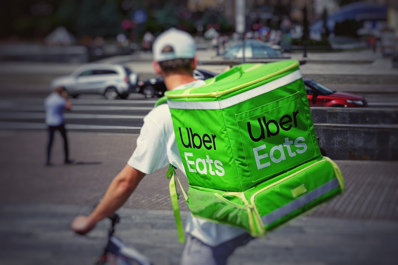 courier in the ubereats class action