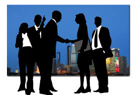 shaking hands after settling equal pay lawsuit