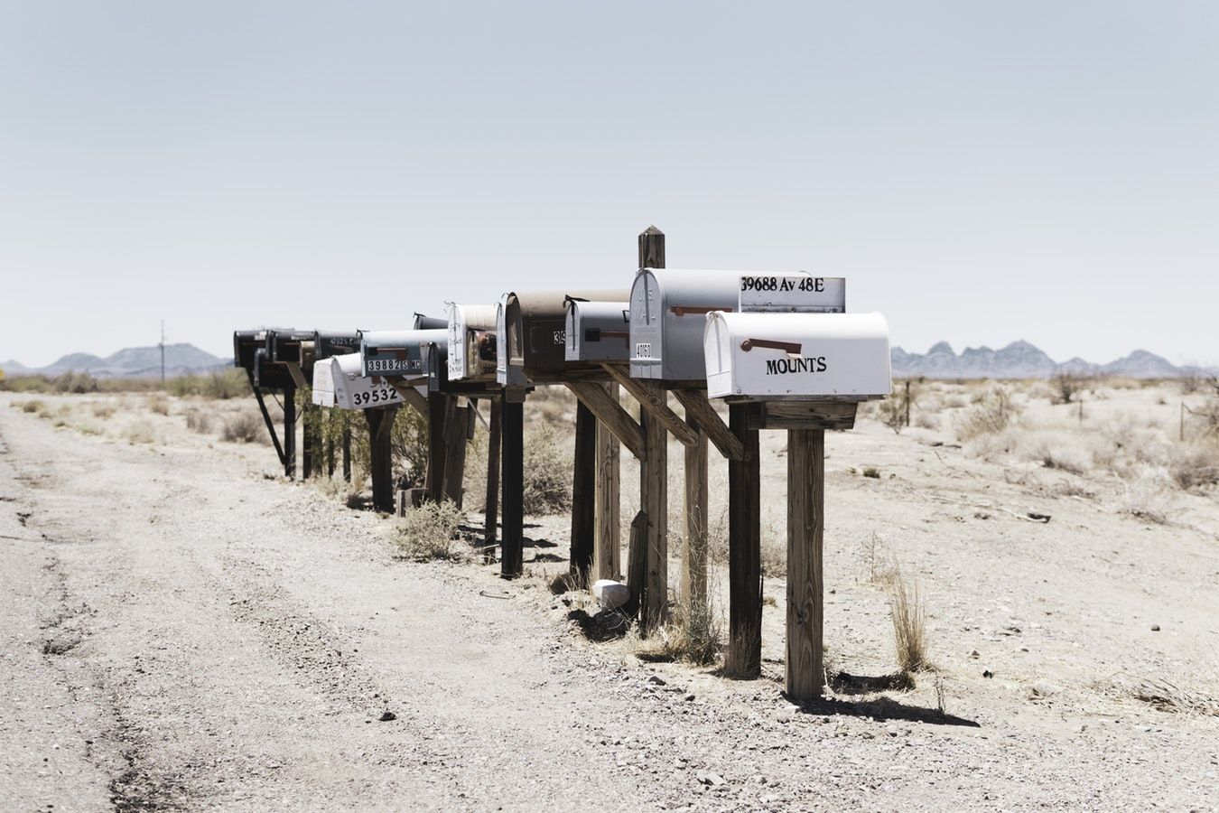 mailboxes receiving class action notice from employment attorneys