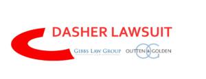 doordash dasher lawsuit logo