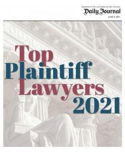 Daily Journal Top Plaintiff Lawyers 2021