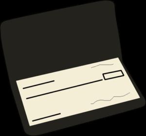 an employment lawyer's checkbook