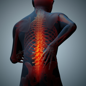 Spinal cord pain